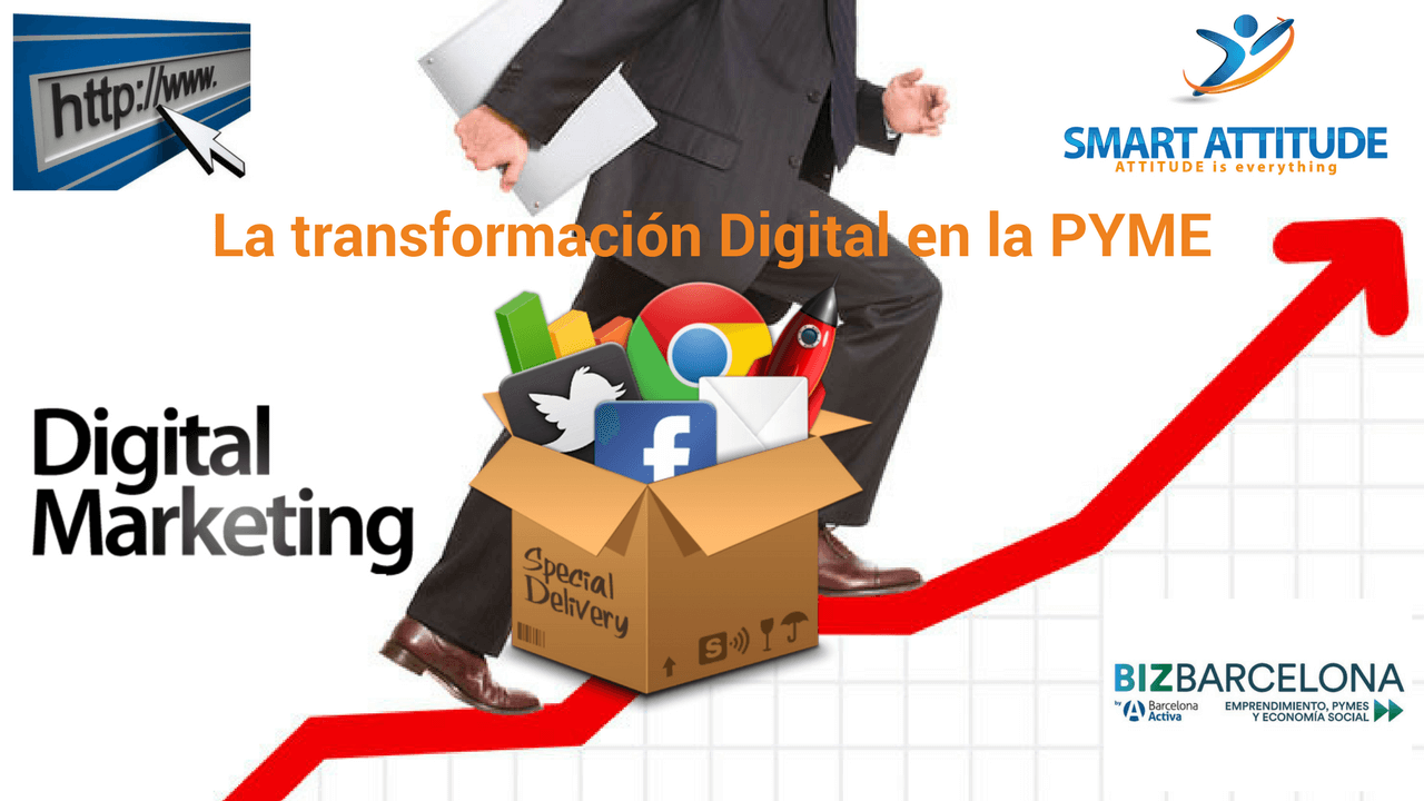 La transformación Digital en la PYME.