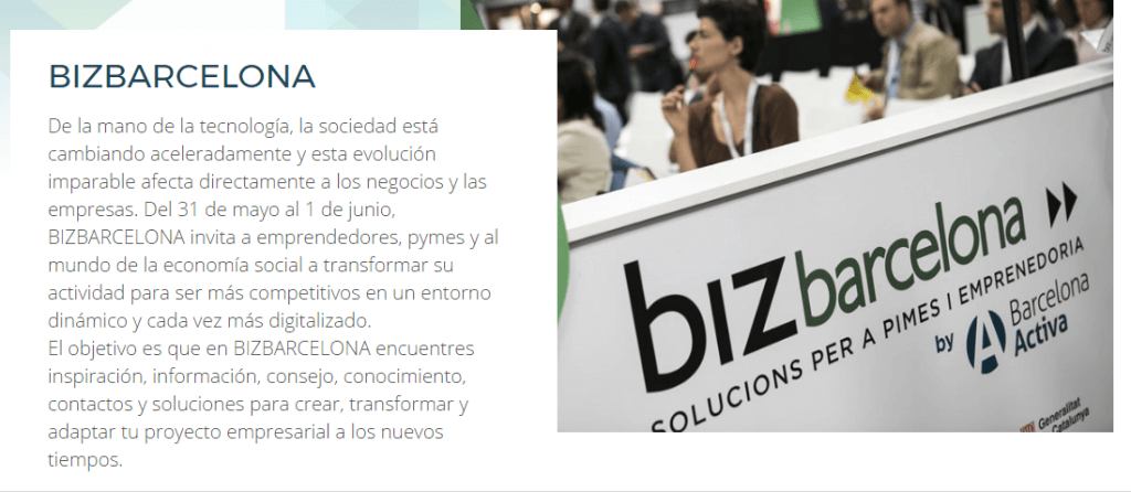Transformación Digital en la PYME - BIZ Barcelona